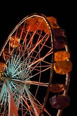 Ferris Wheel 1 (Of light) Tags: ca carnival evening ferriswheel santamonicapier