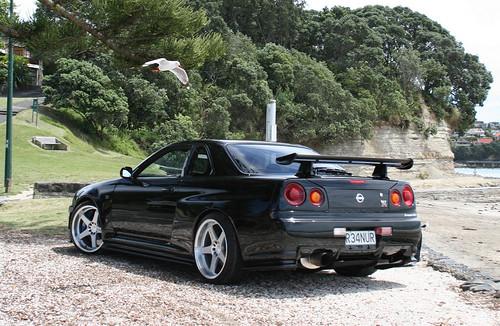 Nissan Skyline R34 Gtr V Spec Ii Nur. R34 GTR v-specII nür