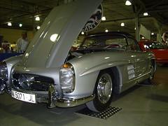 Mercedes SL-Roadster (DeFerrol) Tags: auto classic car mercedes benz antic roadster