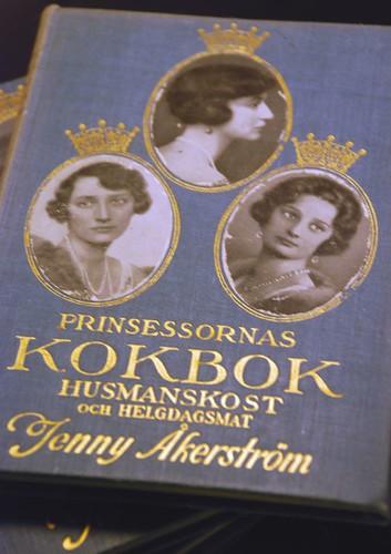 prinsessornaskokbok