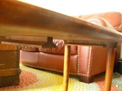 table underside