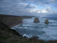 Australia Holiday 2005 - Great Ocean Road - 12 Apostles - 21 (tom_hutchinson) Tags: australia greatoceanroad 12apostles