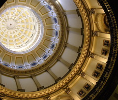 CO. State Capitol_DETAILS_IshmaelOrendain (Ishrona) Tags: light art architecture buildings colorado interiors denver dome ishrona doorsopendenver
