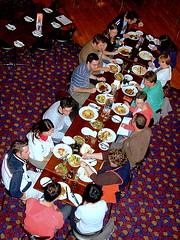 SA Central @ Dinner Table