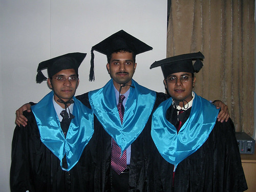 Graduation Day at SP Jain
