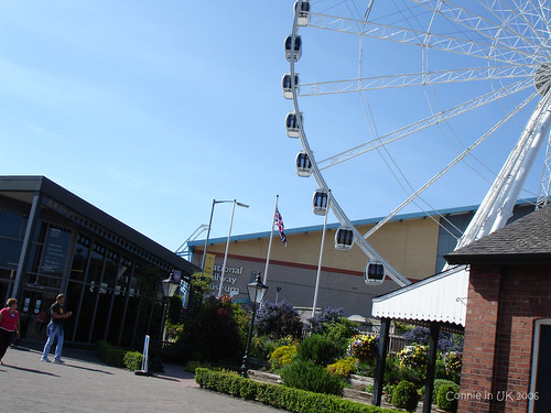 National Railway Museum 外的摩天輪