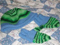 Hat and Mittens for LaLa
