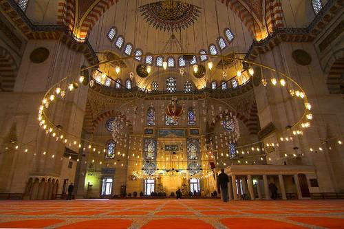 473371280 dca32402b5 - Suleymaniye Mosque (Turkey)