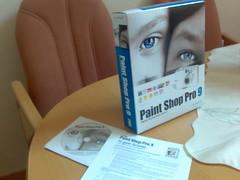 Paintshop Pro 9