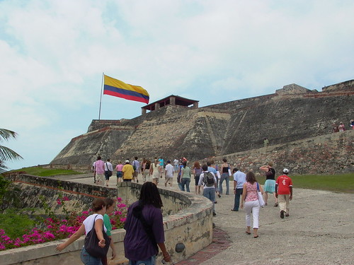History and Legends of Cartagena