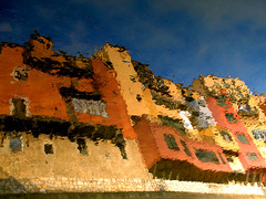 Virtuality (ToniVC) Tags: city houses espaa reflection canon river spain bravo searchthebest quality catalonia girona powershot virtual catalunya catalua gerona virtuality espanya onyar supershot magicdonkey outstandingshots artlibre a640 superaplus aplusphoto flickrjobprem diamondclassphotographer tonivc