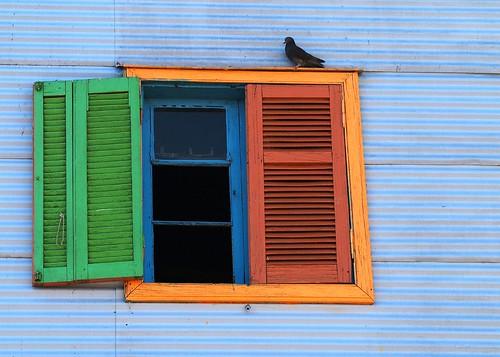una ventana muy particular