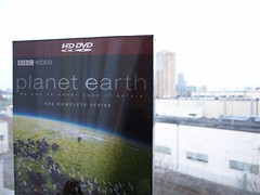 planet earth [HD DVD]