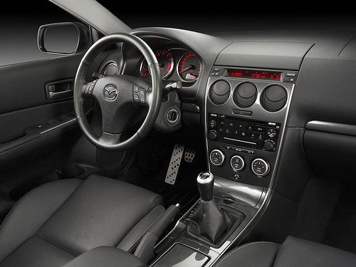 2007 Mazda Speed6 Interior