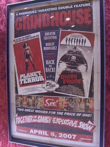 Grindhouse Premiere, 03/26/07