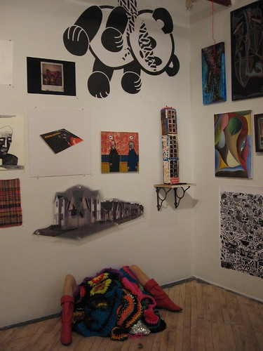 installation view at copy gallery