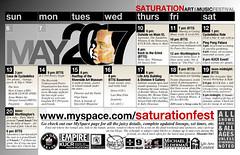 Saturation Fest