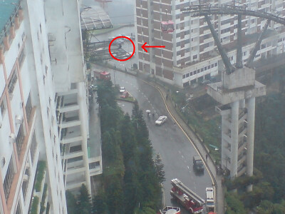 Genting Cable Car Accident