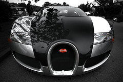 Bugatti Veyron Pur Sang (j.hietter) Tags: show california beach car canon monterey weekend front whole pebble exotic website 5d 2008 bugatti supercar 1740mm concourse veyron wholecar delegance