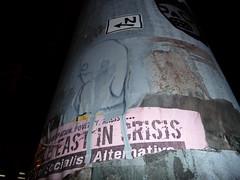 Starhead, Slightlynorth and Penguin (xlungex) Tags: seattle graffiti penguin wa buffed starhead starheadboy slightlynorth