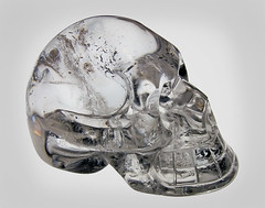 Crystal Skull (Mister Joe) Tags: art photoshop skull nikon crystal joe mysterious quartz legend crystalskull d80 nikon80
