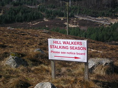 Hill Walking Stalking? (Graham Grinner Lewis) Tags: scotland highlands scottishhighlands glenlyon lochandaimh