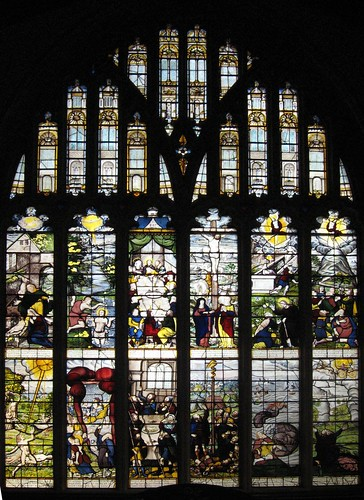East Window, Lincoln College, Oxford