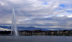 Geneva, Switzerland (Rita Crane Photography) Tags: seascape storm nature rain landscape switzerland geneva afterthestorm stock rainstorm aftertherain jetdeau lacleman lakeofgeneva stockphotography genevalunch ritacrane internationalcityofgeneva homeoftheunitednations ritacranephotography wwwritacranestudiocom dopplr:explore=t081