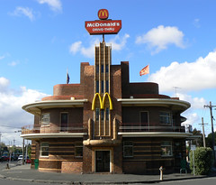 Most Beautiful McDonald's in the World, Clifton Hill