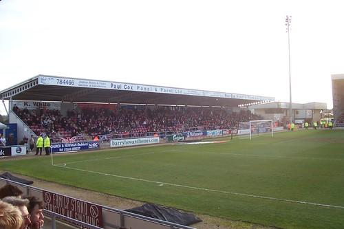sixfields stadium northampton