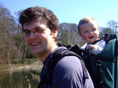 backpackers (Ben Askew) Tags: family nationaltrust clumberpark