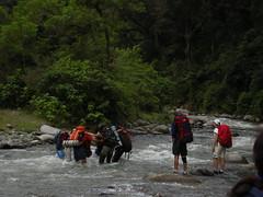 Vadeando el Río Grande - 3