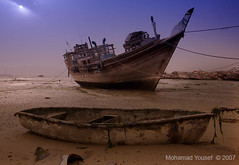 Out of service (dawey [Mohammad Alhameed]) Tags: blue 20d extreme kuwait  mohammad yousef mohamad canon1022mm   picturecollection vwc     conon20d dawey   kuwaitvoluntaryworkcenter  photovwc kuwaitvwc