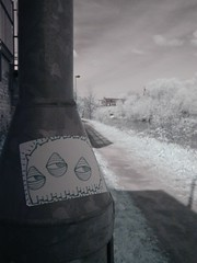 All Seeing IR (Shootin' the breeze) Tags: ir leeds infrared r72 kood c2020z olymnpus