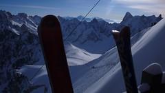 P1010028.JPG (Josset) Tags: ski chamonix aiguilledumidi randonne