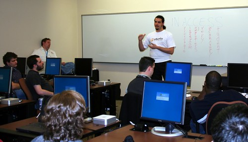 IU LinuxFest 2007 - Learning with Linux at Every Desk