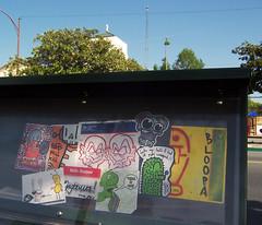 it came early for me (Question Josh? - SB/DSK) Tags: hello streetart skull stickers josh burbank geo melove prvrt rwk ticktock robotswillkill titiki ticky evilhamster guar questionjosh ongawa bloopa stickfighter