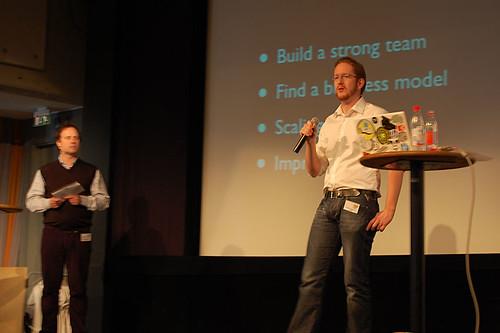 Henrik Torstensson at Hej! 2007