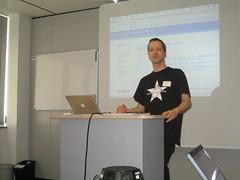 Martin Kliehm about Web 2.0 Accessability