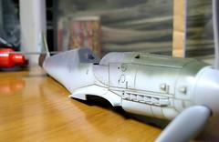 """Hasegawa """"Messerschmitt BF109G-10'End of War' """" -2"""