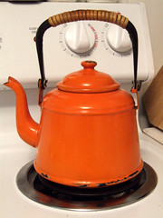 Orange you in the mood for some tea? (I'mNotHer) Tags: orange catchycolors colorful colours tea collections crayonbox orangeisacolourthatissafeandalive enamel orangygoodness vanishingbeauty stunningcolorpix objectsfromthepast vintagegoodies christianphotographerfellowship retroworld justmeandmycamera abigfave flickrcrazy ilovecolorz