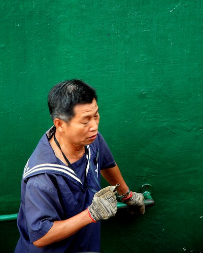 Hong-Kong Fairy Worker