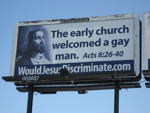 billboard at 38th and college