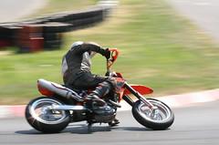 Panning 2 (Dirk Gently) Tags: race supermoto motorbike panning rennen slope motocycle canon70200f4l motorrad schrg schaafheim canonef70200mmf4lisusm