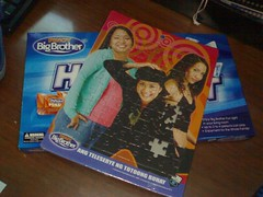 Pinoy Big Brother Season 1 Puzzle