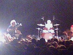 Wolfmother concert at the Avalon, Boston
