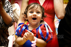 Parabns pra voc!!! (poperotico) Tags: fantasia beb bolo criana festa aniversrio 1ano clarinha mcmc parabns velinha