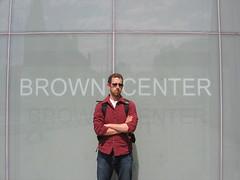 Dave Praeger at the Brown Center in Baltimore (poopreport) Tags: poopreport