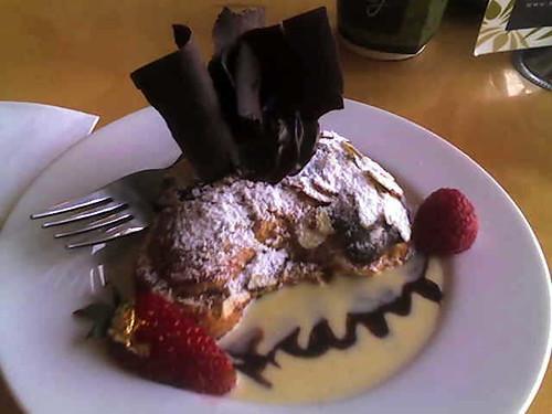 Chocolate Croissant @ Extraordinary Desserts