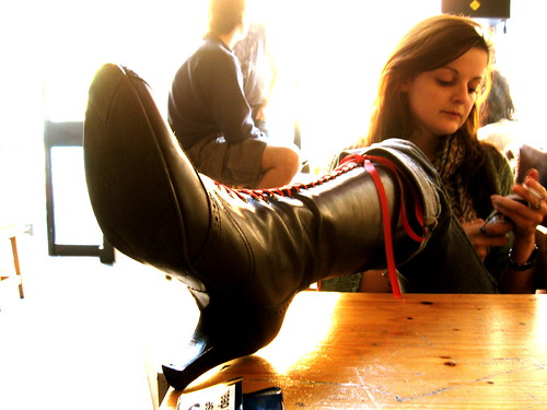 Fuck Teen In Boots 52